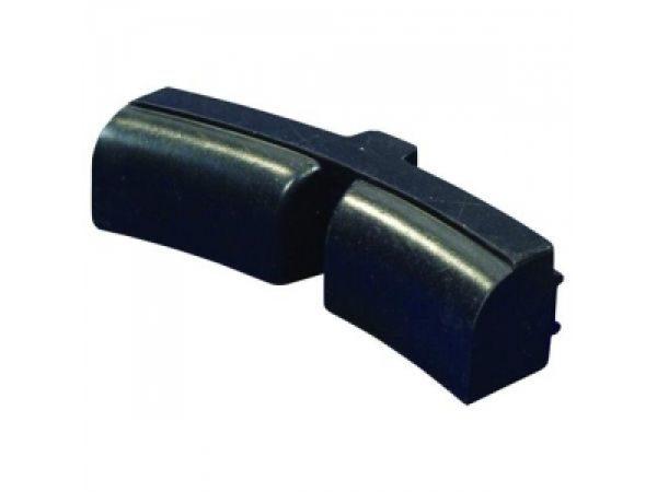 Колодка тормозная вагонная композиционная (25610)