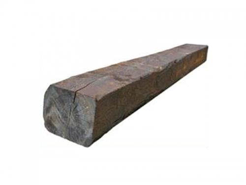 Шпала деревянная пропитанная, тип 1